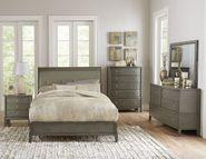 Cotterill Grey King Bedroom Set