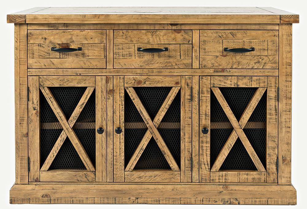 Picture of Telluride Three Drawer Sideboard