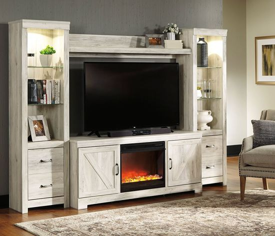 Picture of Bellaby Entertainment Wall with Fireplace Option