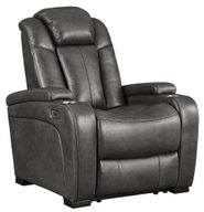 Turbulance Quarry Power Recliner