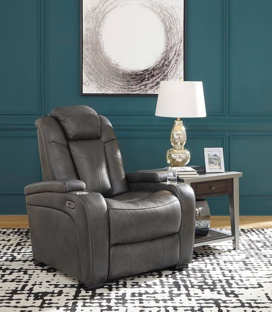 Picture of Turbulance Quarry Power Recliner