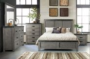 Wade Queen Panel Bedroom Set