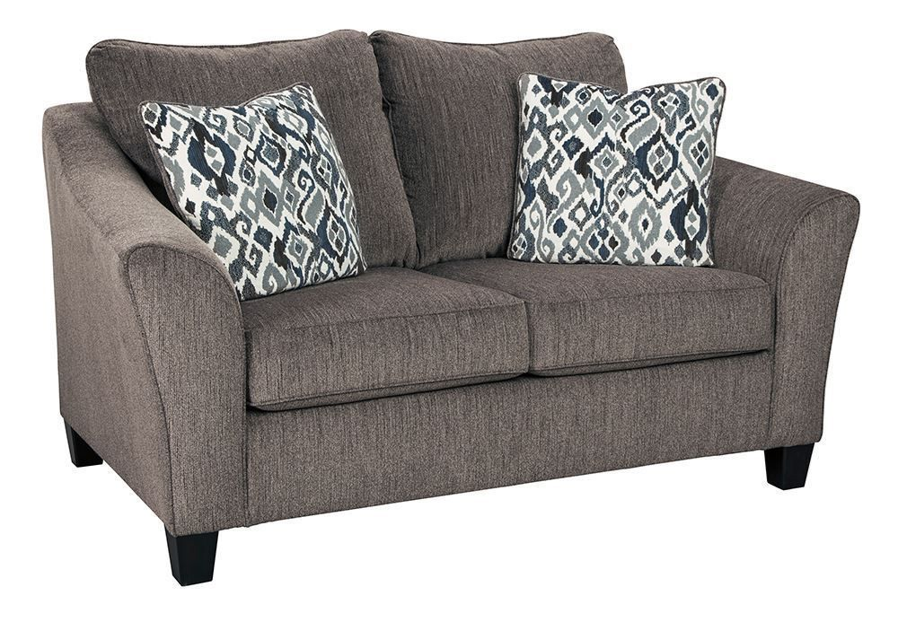 Picture of Nemoli Slate Loveseat