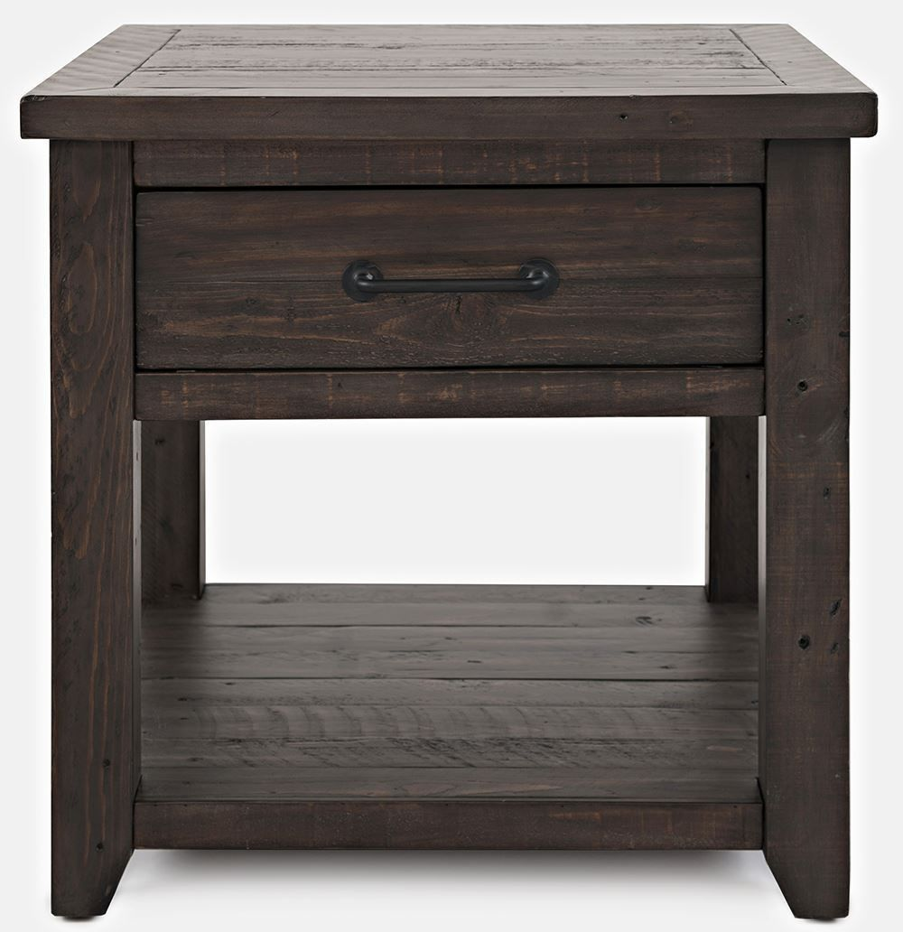 Picture of Madison Harris Barnwood End Table