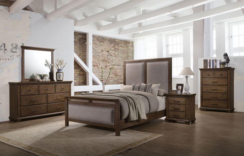 Picture of Carlton Queen Bedroom Set