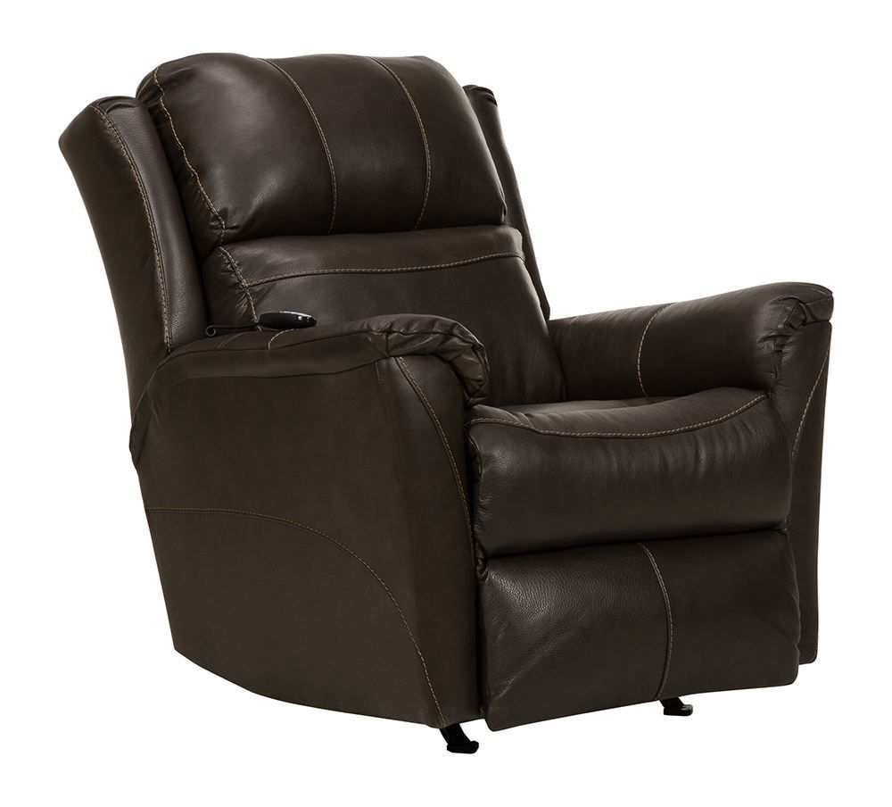 Picture of Shimmer Fossil Power Rocker Recliner