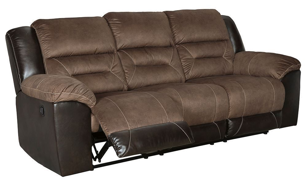 Picture of Earhart Chestnut Reclining Sofa