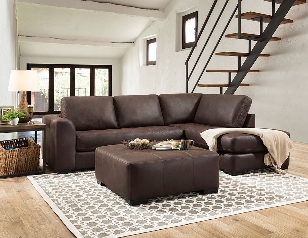 Picture of Bandit Espresso Two Piece Sectional