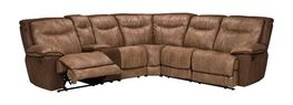 Cole Brown Six Piece Sectional