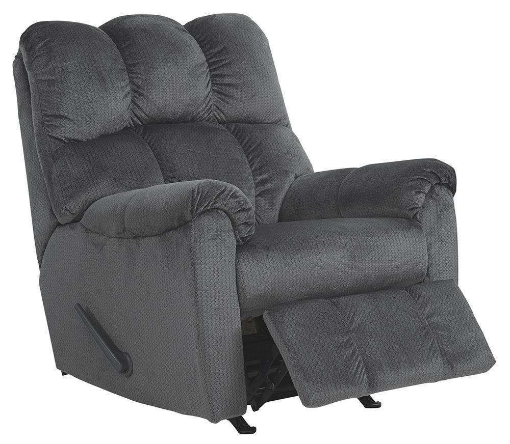 Picture of Foxfield Charcoal Rocker Recliner