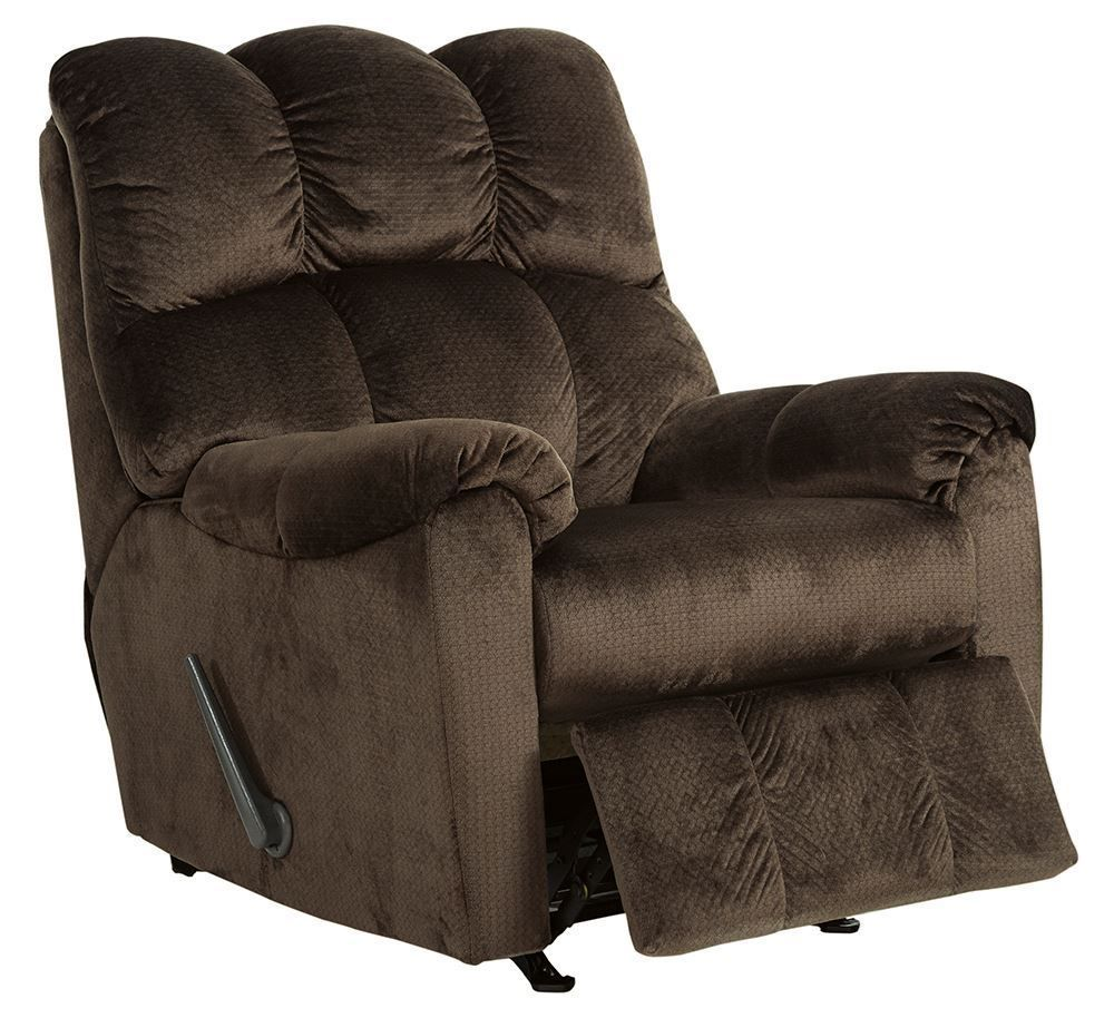 Picture of Foxfield Chocolate Rocker Recliner