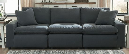 Picture of Savesto Charcoal Sofa