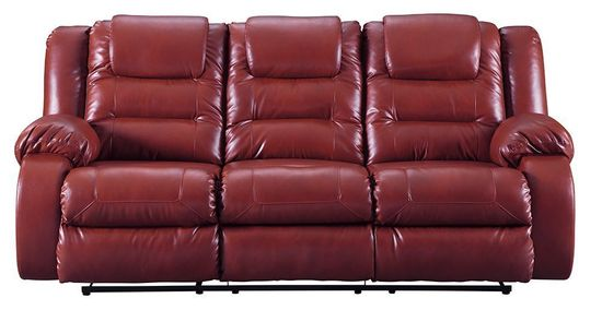 Picture of Vacherie Salsa Reclining Sofa