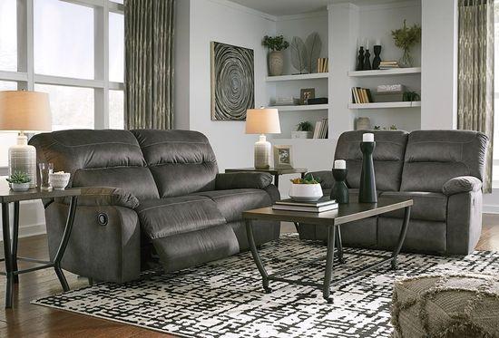Picture of Bolzano Slate Reclining Sofa