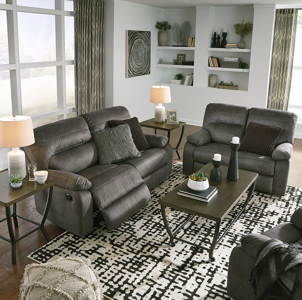 Picture of Bolzano Slate Reclining Sofa