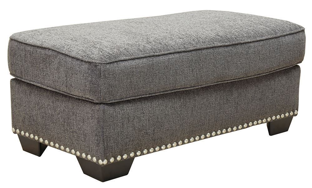Picture of Baceno Carbon Ottoman