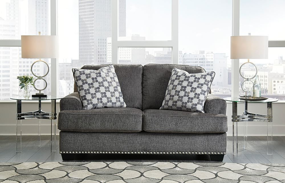 Picture of Baceno Carbon Loveseat