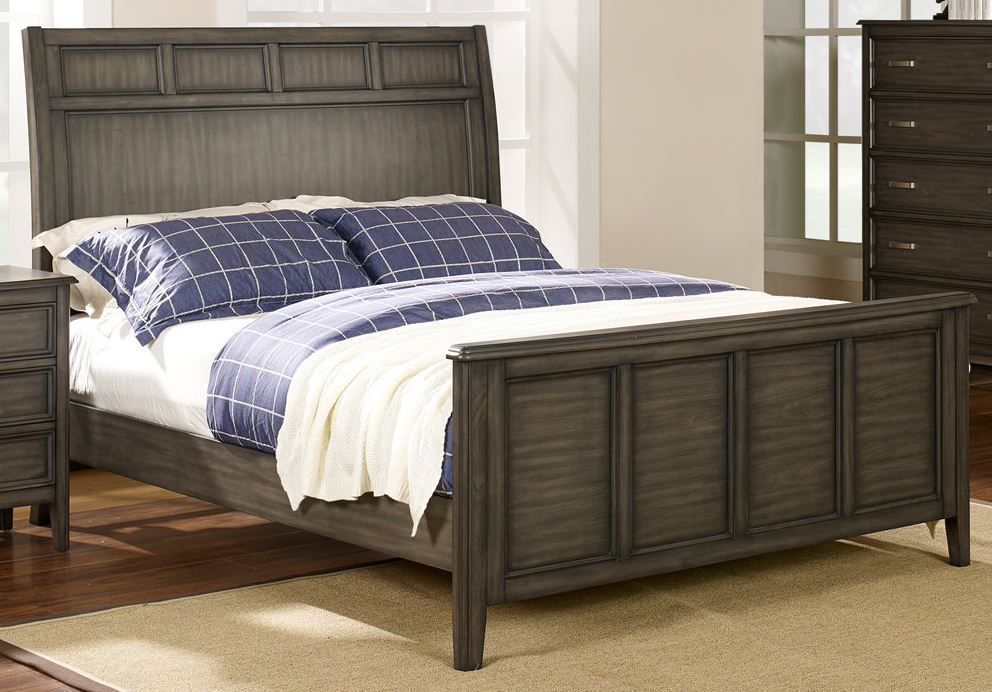 Picture of Richfield Smoke King Bed Set