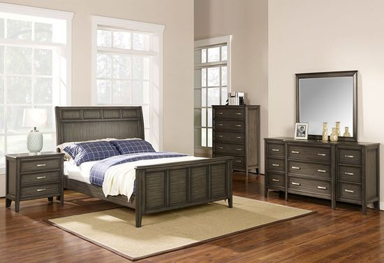 Picture of Richfield Smoke Queen Bedroom Set