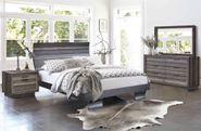 Shutter King Bedroom Set