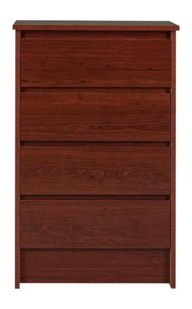 Estate Cherry Four Drawer Chest