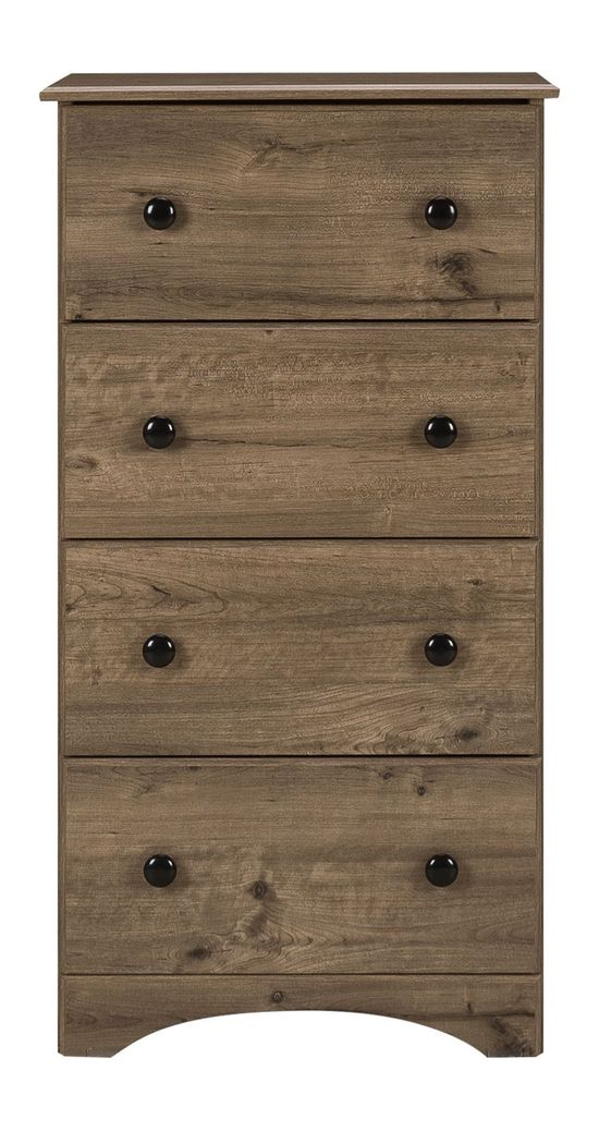 Picture of Grey Four Drawer Chest