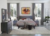 Mid Century Queen Bedroom Set