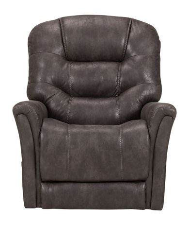 Ag Gray Power Lift Recliner
