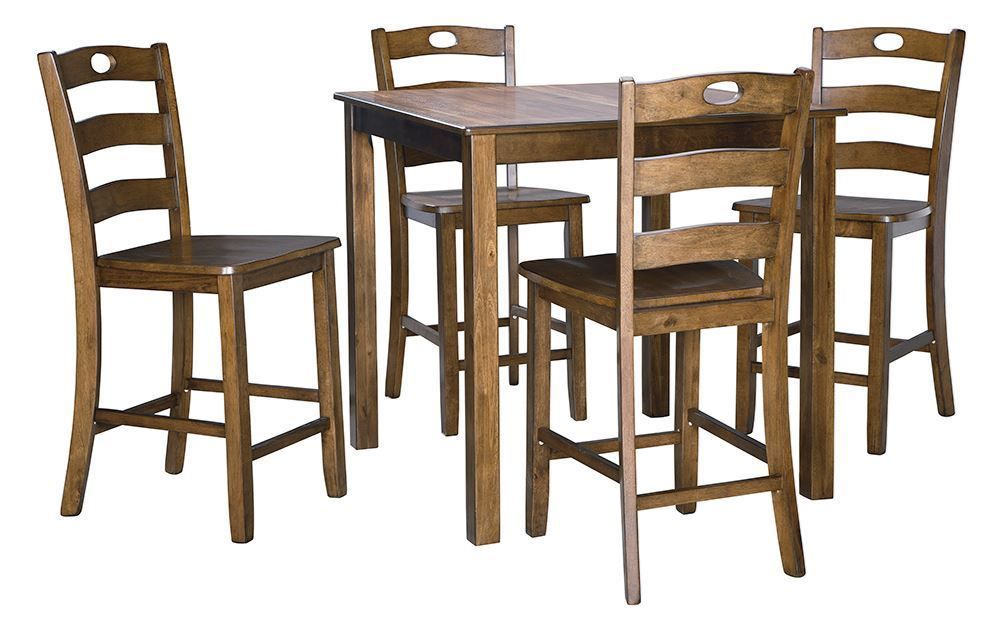 Picture of Hazelteen Square Counter Table Set