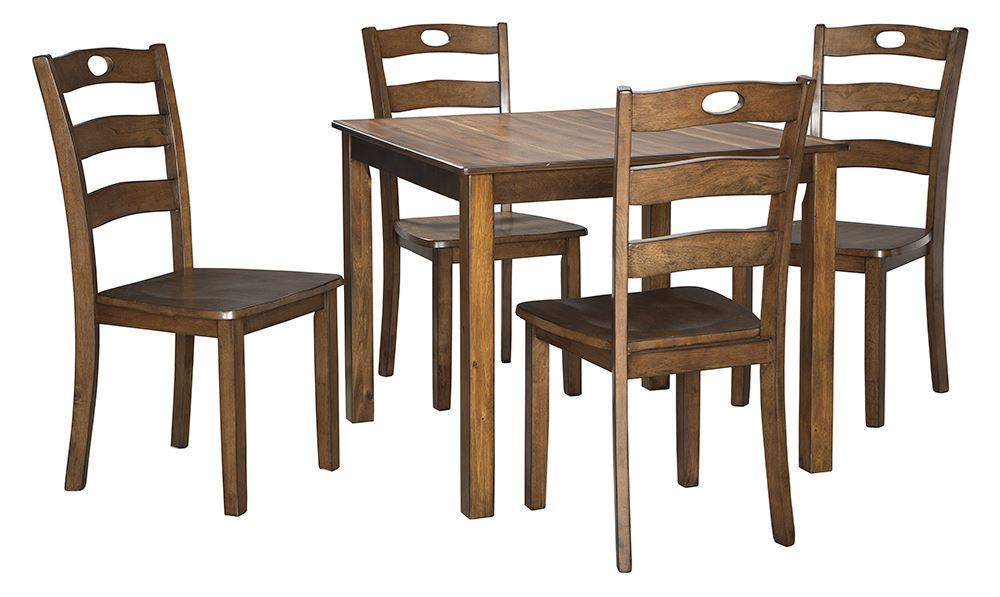 Picture of Hazelteen Square Table Set