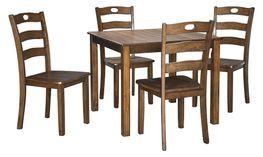 Hazelteen Square Table Set