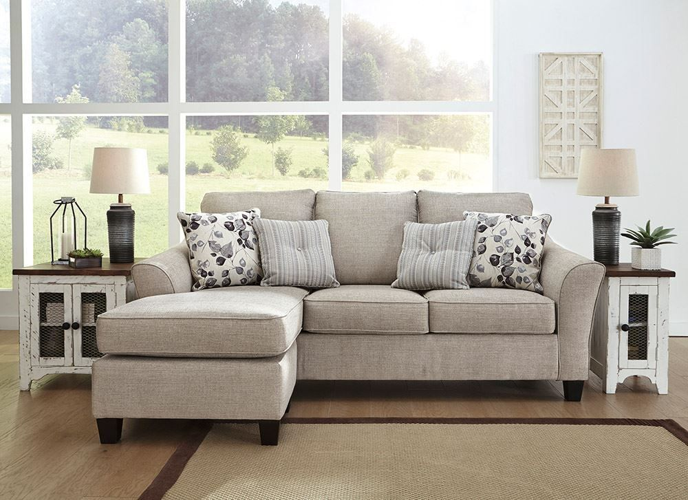 Picture of Abney Driftwood Sofa Chaise