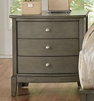 Cotterill Grey Nightstand