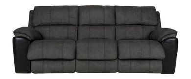 Ford Coal Dual Reclining Sofa