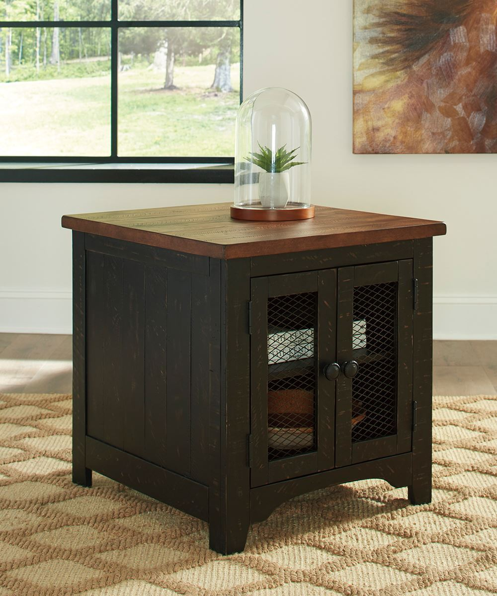 Picture of Valebeck Rectangular End Table