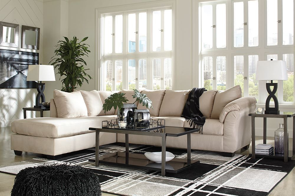 Picture of Darcy Stone Two Piece Sectional