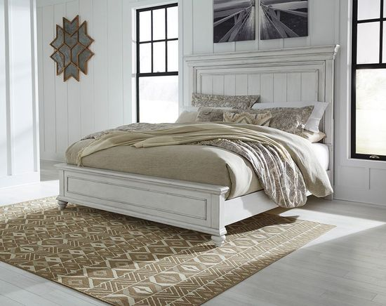 Picture of Kanwyn Queen Panel Bed Set
