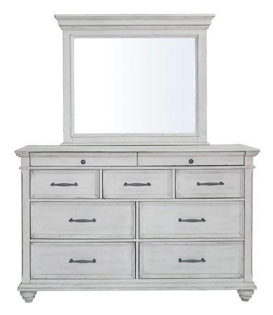 Kanwyn Dresser and Mirror