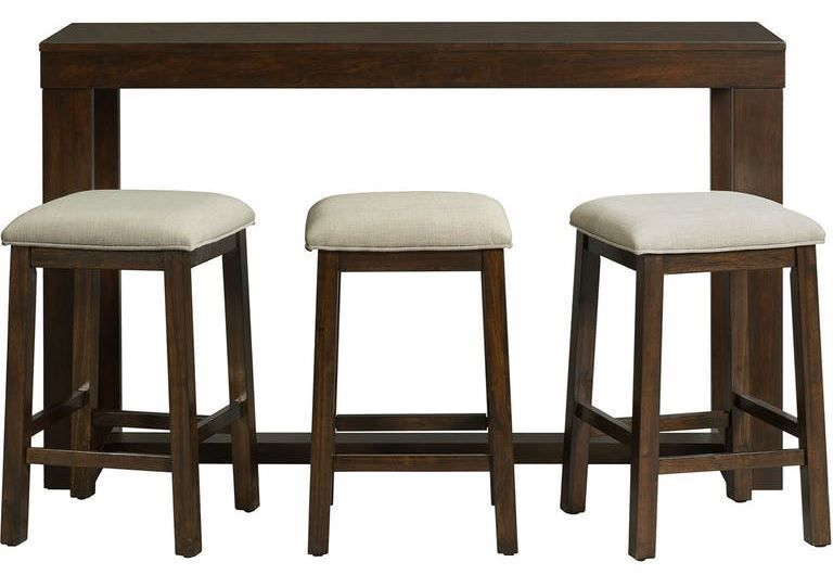 Picture of Hardy Bar Table with Three Stools