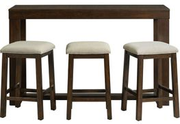 Hardy Bar Table with Three Stools
