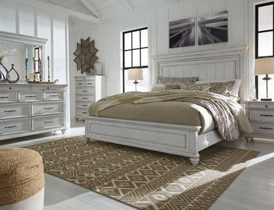 Kanwyn Queen Panel Bedroom Set