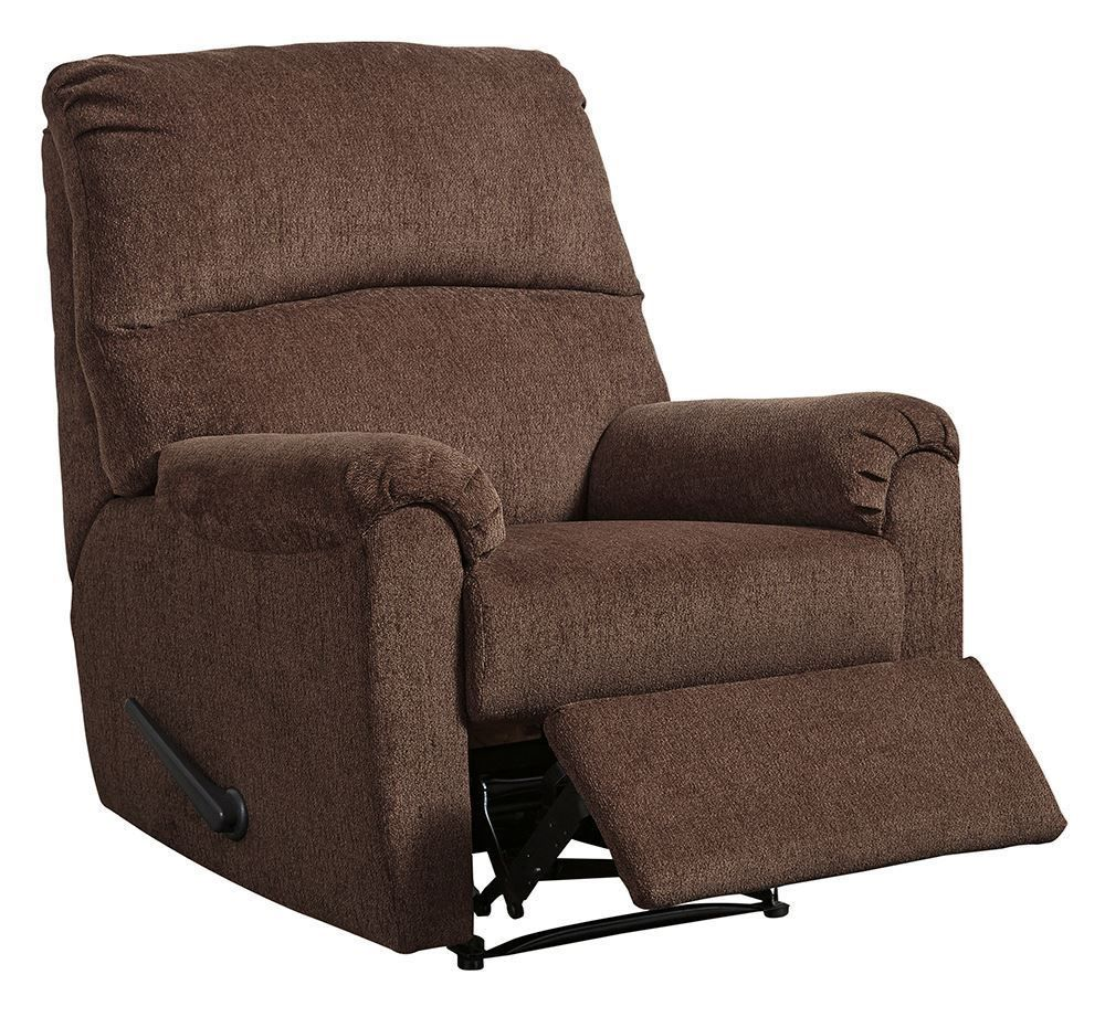 Picture of Nerviano Chocolate Recliner