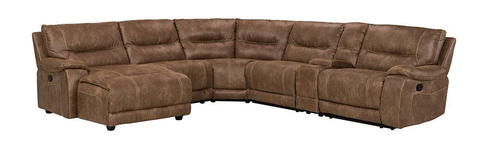 Picture of Kris Six Piece Chaise Sectional