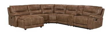Kris Six Piece Chaise Sectional