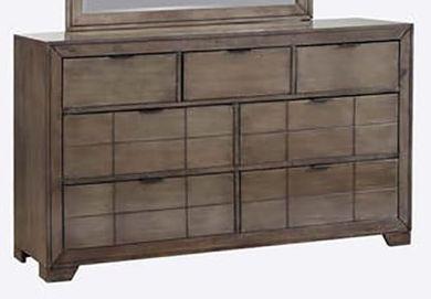 Logic Grey Dresser