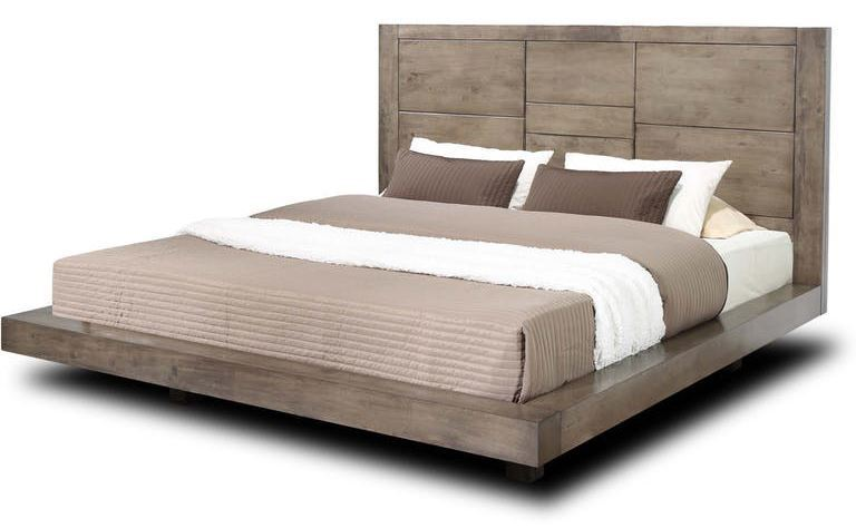 Picture of Logic Grey Queen Bed Set