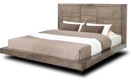 Logic Grey Queen Bed Set