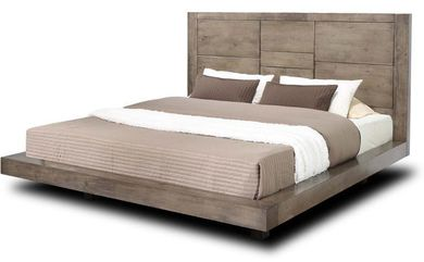 Logic Grey Queen Bed Set