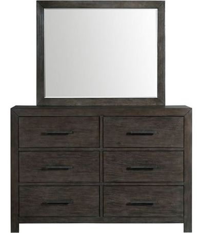 Shelby Dresser and Mirror