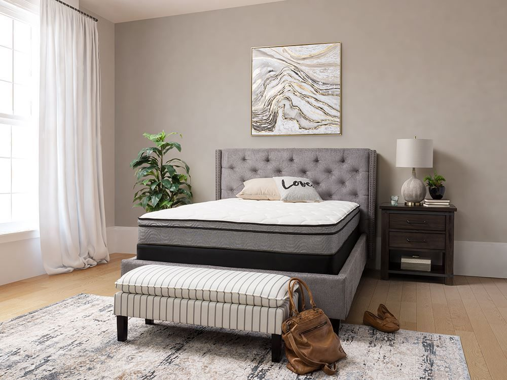 Picture of Restonic Chloe Euro Top Twin XL Mattress Only